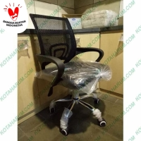 kursi kantor sandaran jaring KNN2 tangan hydrolik hidrolik roda beroda
