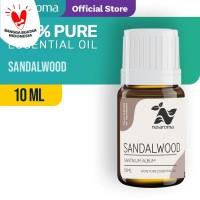 Sandalwood Essential Oil (Minyak Cendana) - 10 ml | 100% Pure Natural