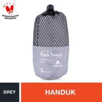 Eiger Pack Towel - Grey S