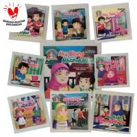 Buku Cerita Dongeng Muslim Aku Balita Cerdas Syifa & Kitty