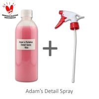 Adam's Detail Spray 16oz