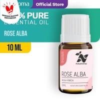 Rose Essential Oil (Minyak Mawar) 10 ml | 100% Pure & Natural
