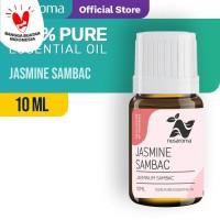 Jasmine Sambac Essential Oil (Minyak Melati) 10 ml | 100% Pure