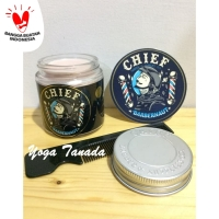 Pomade Chief Barbernaut Space Clay Matte Waterbased 4.2 Oz (FREE SISIR