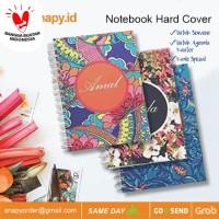 Notebook Custom Hardcover BARU - RING 50 LBR