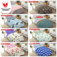 SPREI FATA ABSTRAK UK.120X200