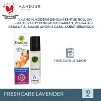 FreshCare Aromatheraphy Lavender - Atasi Gejala Masuk Angin, Pegal