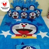 karpet set karakter TEBAL 7CM / karpet set rasfur / karpet bulu