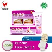 Heel Soft 20gr - Free Kaos Kaki