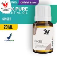 Nusaroma Ginger Essential Oil - 20 ML