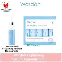 WARDAH Lightening Facial Serum 5ml (Satuan / Ecer)