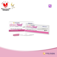 PROMO !!! Directtest Midstream - Alat Test Kehamilan Pribadi