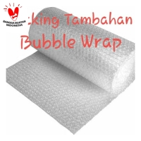 Plastik Bubble Wrap / Packing Tambahan Bubble Wrap