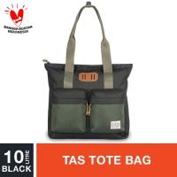 Eiger 1989 Wayfarer Tote Bag 10L - Black