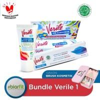 Paket Verile Free Tempat Kosmetik Biarfit