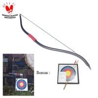 Busur Panah Horsebow NO TAKE DOWN Untuk Panahan