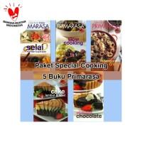Paket Primarasa 5 Buku Special Cooking