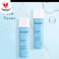 ORIGINAL Wardah Lightening Face Toner 125 ml - Penyegar pencerah wajah