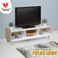 Kirana Furniture Lemari Meja TV - Buffet Dallas SC