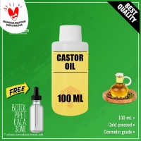 Castor Oil 100ml - Minyak Jarak 100ml