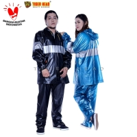 JAS HUJAN SETELAN URBAN JUMBO| TIGER HEAD 68226 |FAVORITE PRODUCT 2019