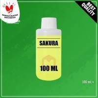 Bibit Parfum Sakura Fragrance Oil - 100mL