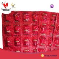 Tonicard (Strip) - Membantu memelihara kesehatan tubuh