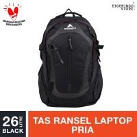 Eiger Magma 1 Laptop Backpack 26L - Black