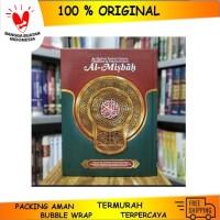 AL MISBAH QURAN TAJWID WARNA TERJEMAH & TRANSLITERASI A5