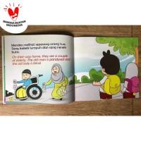 Paket 6 buku Seri Mengenal Kalimat Thayyibah (Bilingual)