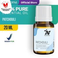 Nusaroma Patchouli Essential Oil - 20 ML