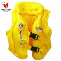 ABC Pool School Pelampung Rompi Anak Swim Vest Jaket Ban Renang M