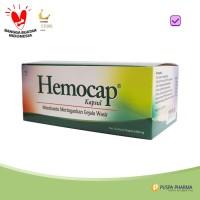Hemocap - Membantu meringankan gejala wasir