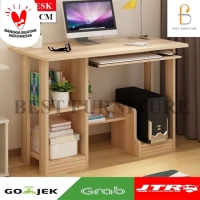 Best Cooldesk Meja Komputer Meja belajar Multifungsi uk 90x43 -KayuOak