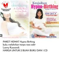 Buku Panduan Melahirkan Hypnobirthing Hypno Birthing Birth HypnoBirth