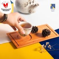 Sera Coffee Tray / Nampan Kopi Kayu