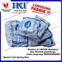 BANTAL DACRON YUKI + Bonus Sarung Bantal