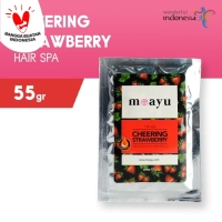 MoAyu Hair Spa Strawberry - 55gr