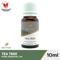 Kleen and Kare Tea Tree Essential Oil 10 ml | 100% Pure