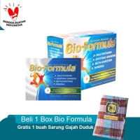 Beli 1 Bio-Formula Box Dapat Sarung Cap Gajah Duduk