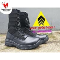 Sepatu PDL Ninja Model Nike TActical ASli Kulit - NJM-BARU-SOL-TPR