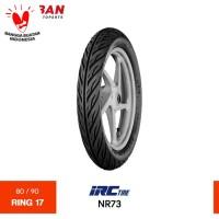 Ban Motor IRC TT NR73 80/90 Ring 17 Tubetype