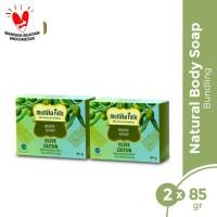 Mustika Ratu Double Zaitun Body Soap 85gr