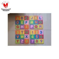 Mainan Edukatif / Edukasi Anak - Evamat Evamats Alphabet Abjad Kids