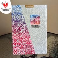 Alquran Syaamil Cordova Ornamen ukuran A5 Al Quran Terjemah Syamil