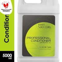 Makarizo Salon Daily Professional Conditioner Jerry Can 5000ml