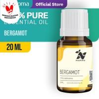Nusaroma Bergamot Essential Oil - 20 ML