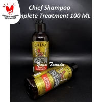 CHIEF SHAMPOO COMPLETE TREATMENT 100 ML PEMBERSIH POMADE OILBASED