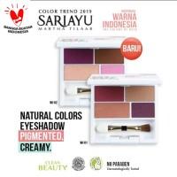 sariayu eye shadow trend warna indonesia 2019