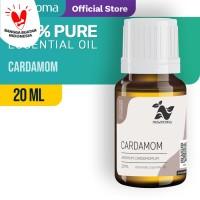 Nusaroma Cardamom Essential Oil - 20 ML